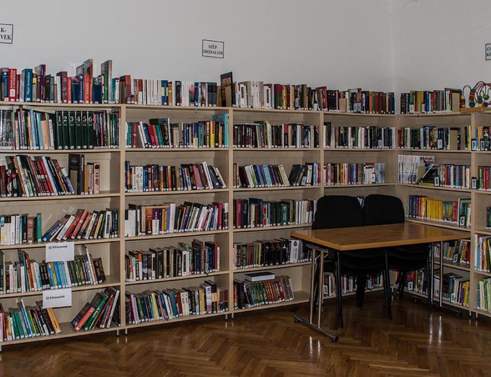 Pécsbányai KönyvtárPont