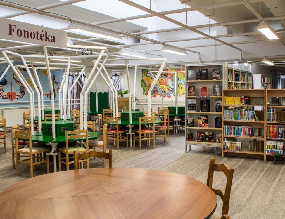 Apáczai Csere János Fiókkönyvtár