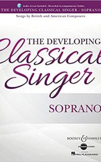 The developing classical singer