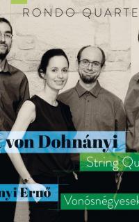 String Quartets II.  = Vonósnégyesek II.