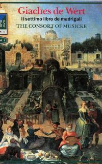 Il settimo libro de madrigali, 1581