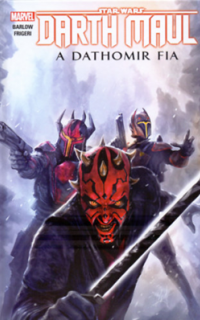 A Dathomir fia: Star wars: Darth Maul