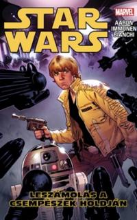 Leszámolás a Csempészek Holdján : Star wars
