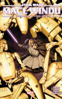 Mace Windu: a Köztársaság védelmezője: Star wars