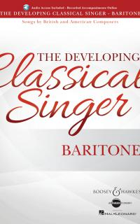 The developing classical singer: baritone