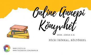 Online Ünnepi Könyvhét