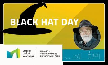 fekete kalap nap 2021