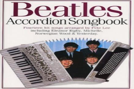 Beatles: Accordion Songbook